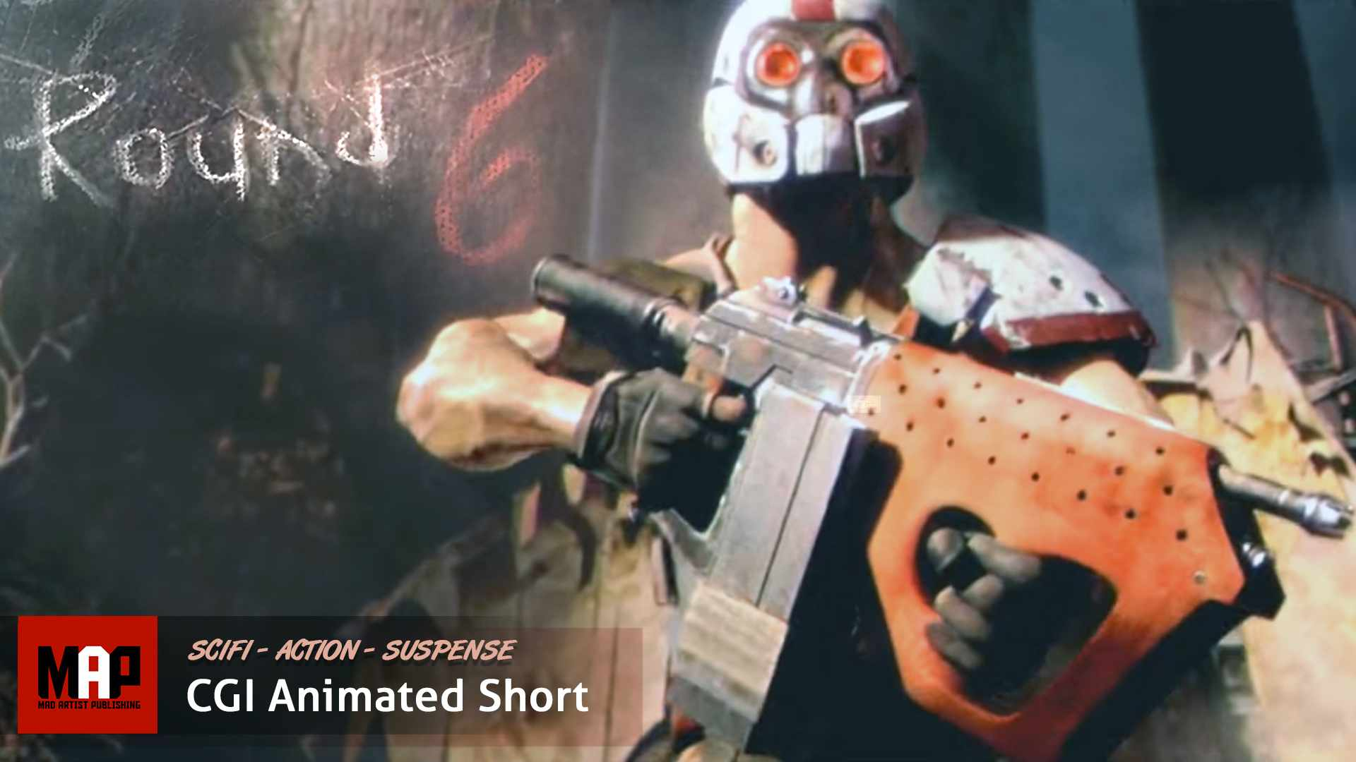 Sci-Fi Action CGI 3D Animated Short Film ** ROUND 6 ** Thriller Animation by Snowball Studios