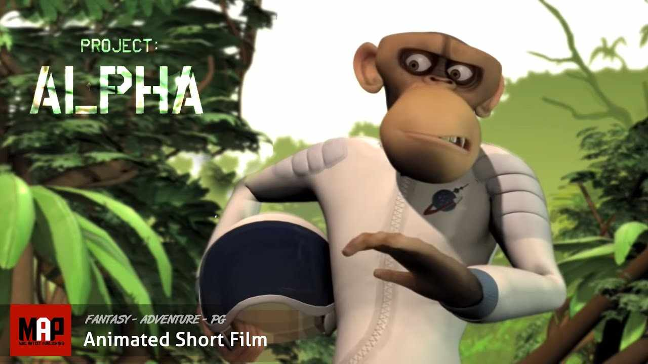 Adventure CGI 3D Animated Short Film PROJECT ALPHA Short Adventure  Film by The Animation Workshop