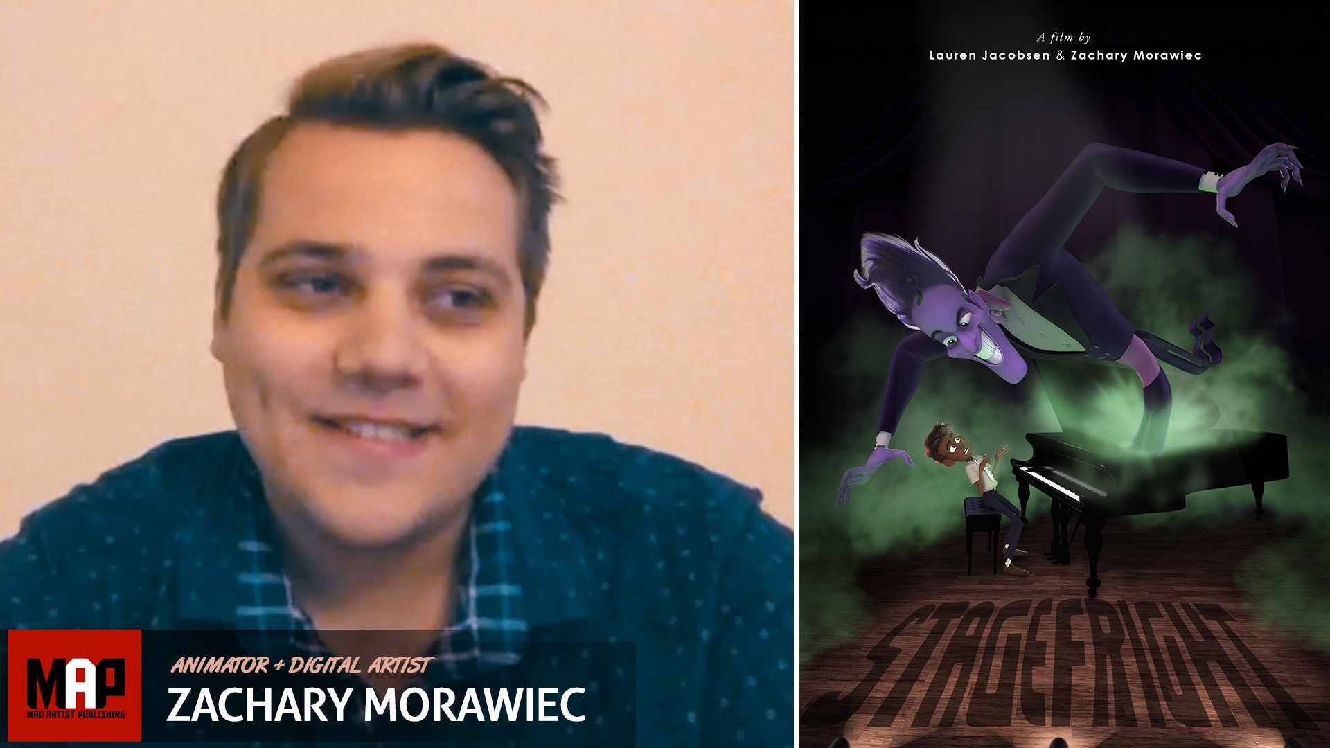 Animator & Filmmaker Zachary Morawizec On Animation Industry, Software, Costs and Ringling College