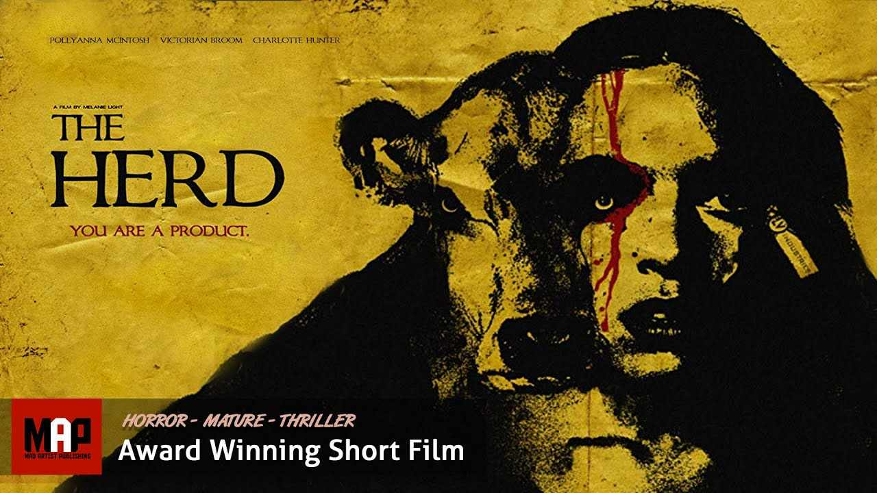 Award Winning Short Film ** THE HERD ** Horror Sci-fi Movie by Melanie Light & Team [MATURE CONTENT]