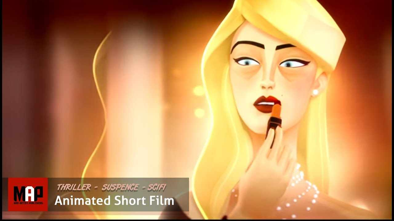 CGI 3D Animated Short Film ** NEVERDIE ** Fantasy Thriller Animation by Supinfocom Rubika
