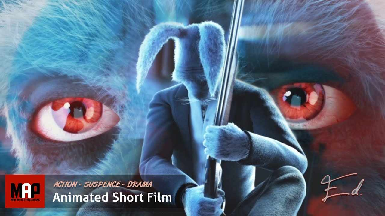CGI 3D Animated Short Film Thriller ** ED ** Animated Suspence Action Movie by HYPE.cg Studio