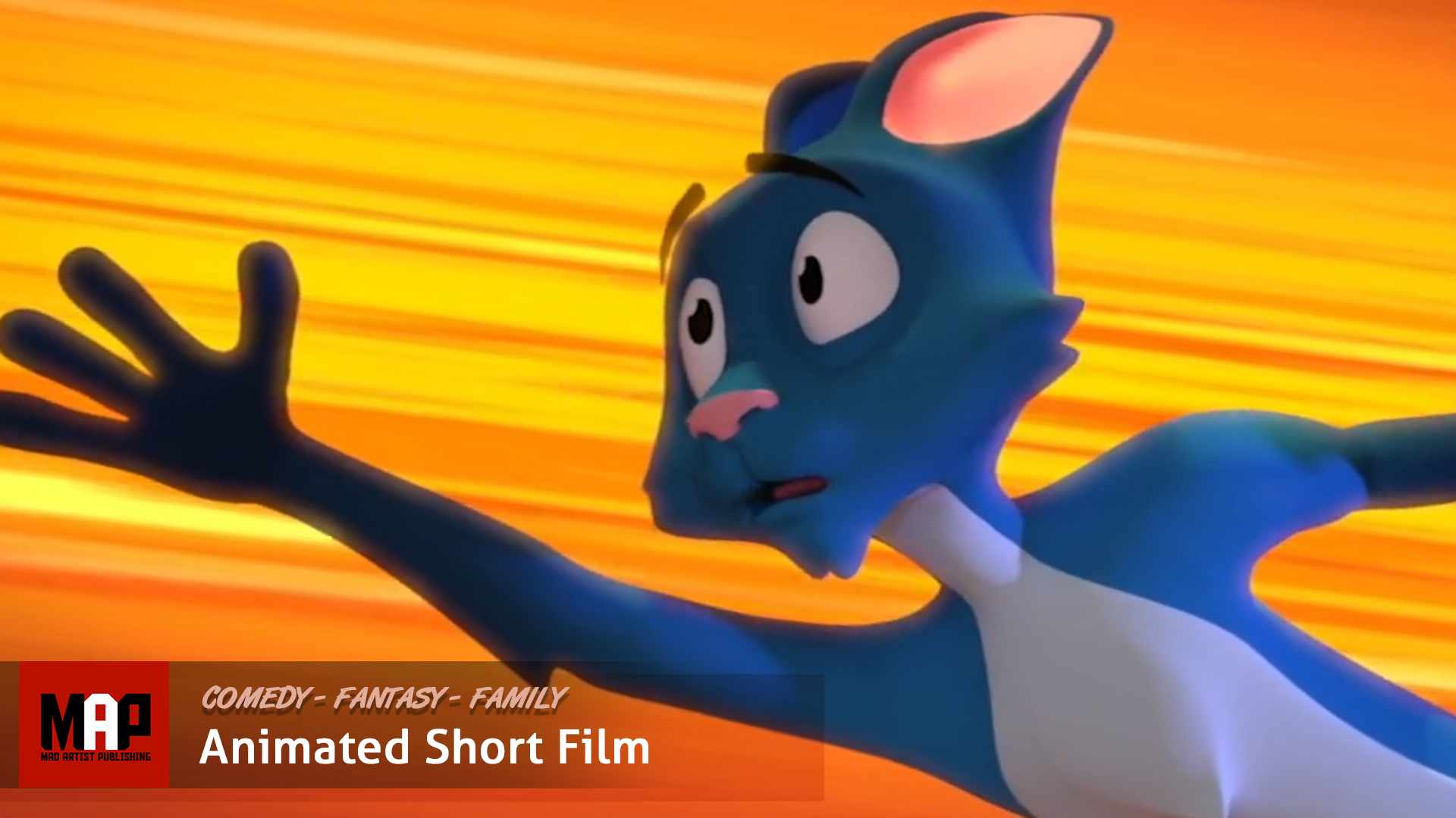 Kids CGI 3d Animated Short Film ** SWITCH ** Magical Animation Cartoon for Kids Movie by Objectif 3D