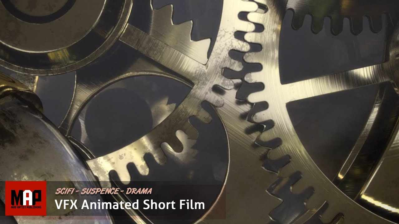 CGI Animated Sci-Fi Short Film ** THERE IS STILL LIFE ** Beautiful Fantasy Animation by NAD-UQAC