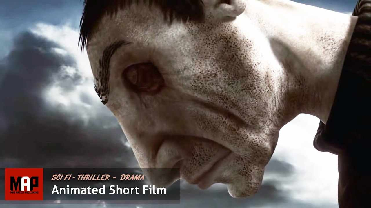 Sci-Fi CGI Animated Short Film ** THE ARK ** [ Award Winning ] Dramatic Thriller by Platige Image