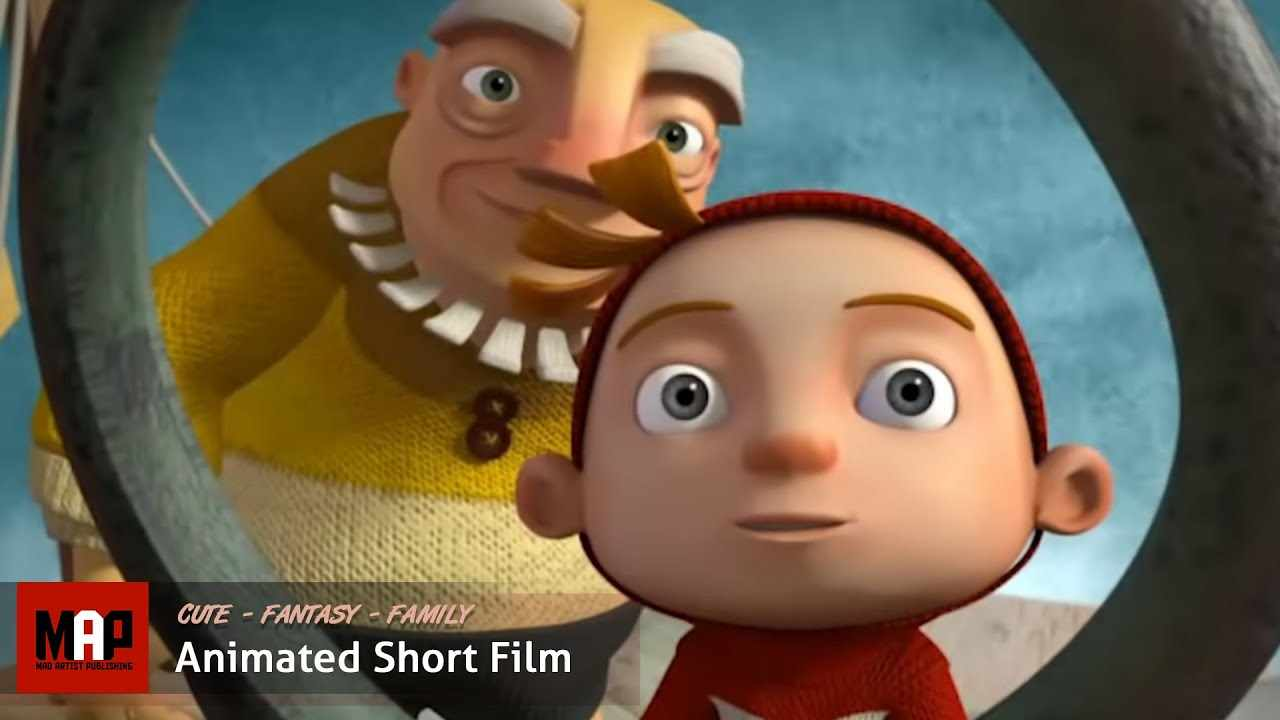 Cute CGI 3d Animated Short Film ** A CLOUDY LESSON ** Family Fantasy Animation for Kids by Ringling