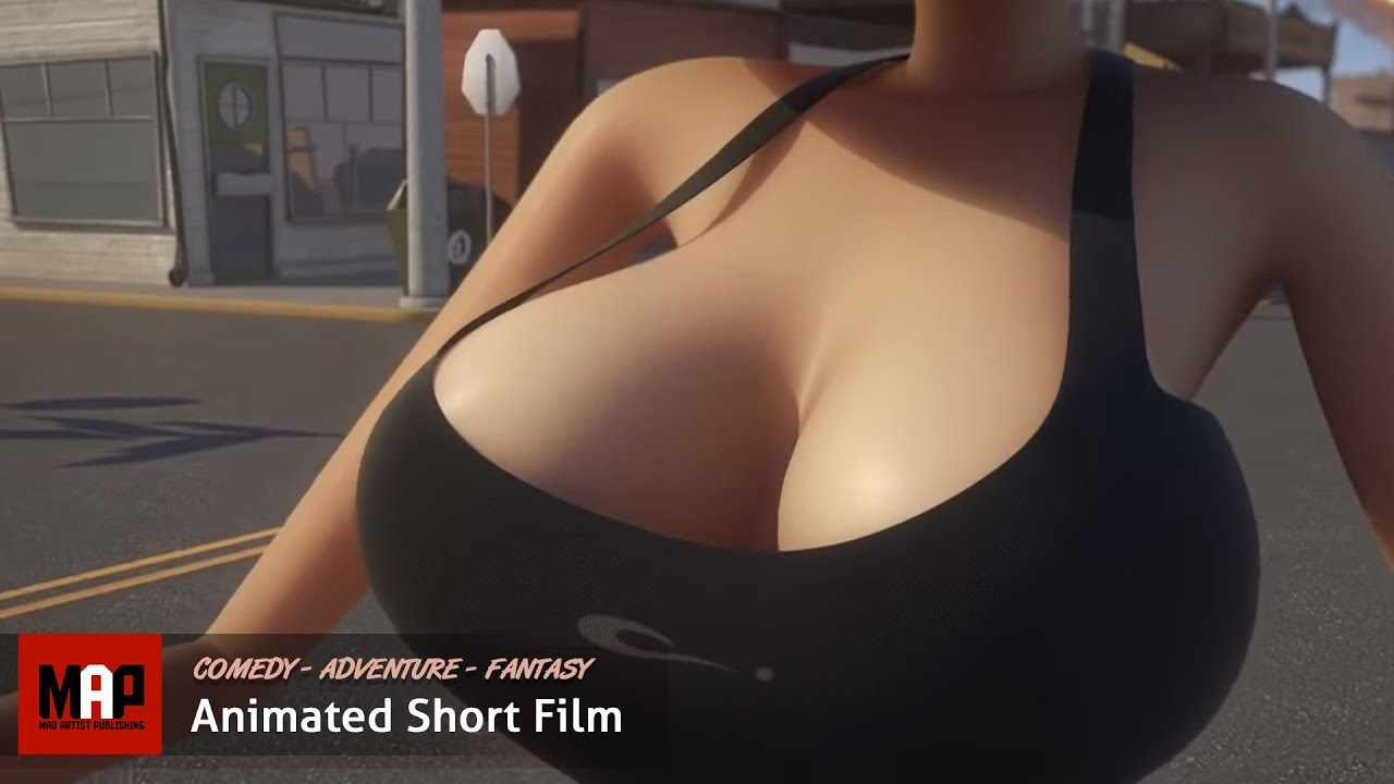 Funny CGI 3D Animated Short Film ** ELECTROSHOCK ** Fantastic Comedy Animation by ESMA Team