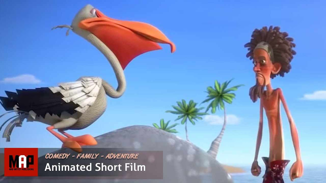Funny CGI 3d Animated Short Film ** ITS A CINCH! ** Adventure Animation Movie by ESMA Team