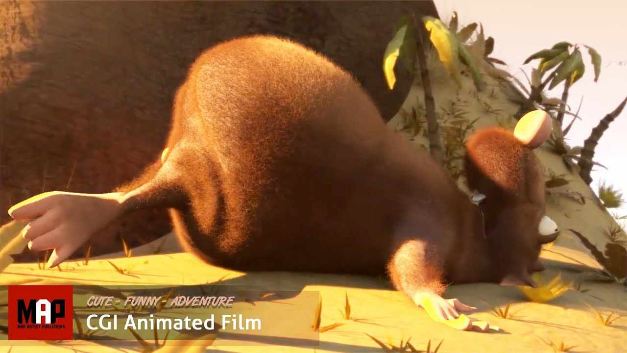 Funny CGI 3d Animated Short Film ** RIFT ** Cute Adventure video for Kids Cartoon by Objectif3D Team