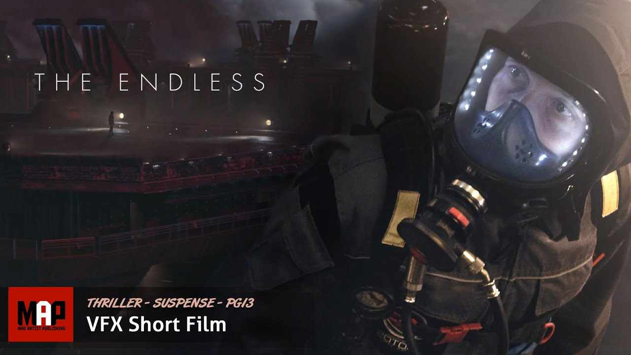 Sci-Fi Alien VFX Short Film ** THE ENDLESS ** Thriller by ArtFX Team [13+]
