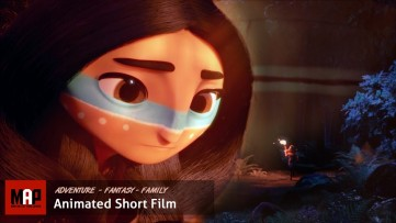 CGI 3d Animated Short Fantasy Film ** WAKAN ** Sad Animation Movie by ISART DIGITAL