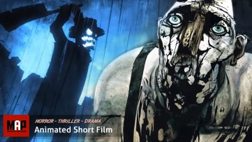 CGI 3D Animated Short Film ** THE BACKWATER GOSPEL ** Violent Horror Short Movie  Animation Workshop