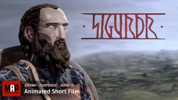 Emotional Vikings CGI 3d Animated Short ** SIGURDR ** Suspenseful Dramatic Animation by ESMA Team