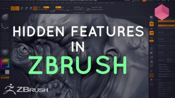 Hidden Features in ZBrush to Boost Productivity