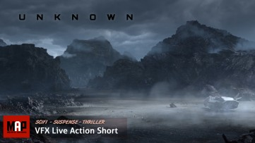 SciFi Adventure VFX Film ** UNKNOWN ** Thrilling Short & Making-Of the Film by ArtFX Team