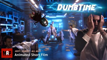 SciFi Comedy VFX Film ** DUMBTIME ** Adventure Time Travel Film By ArtFX Team