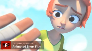 CGI 3D Animated Short Film ** JINXY JENKINS & LUCY ** Cute Romantic Animation Love Story by Ringling