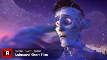 CGI 3d Animated Short Film ** SECOND CHANCE ** Heart felt Poetic Animation by ESMA Team