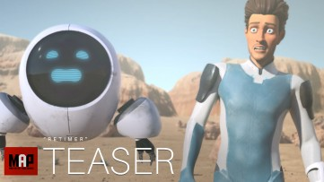TEASER Trailer | CGI 3d Animated Short Adventure Sci-Fi Film ** RETIMER ** movie by NAD UQAC Team