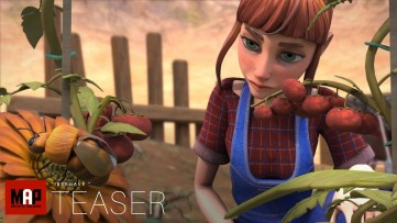 TRAILER | Cute Short Film ** BEEHAVE ** CGI 3d Animated cartoon for kids by Objectif 3d Team