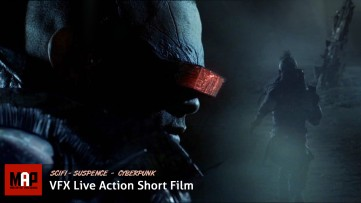 VFX Live Action Sci-Fi Short Film ** LOST BOY ** Cyberpunk Thriller by Ash Thorp & Anthony S Burns
