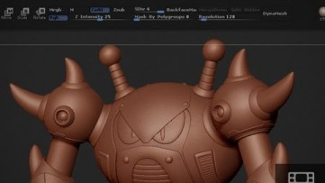 ZBrush Tutorial - Customizing Your ZBrush UI