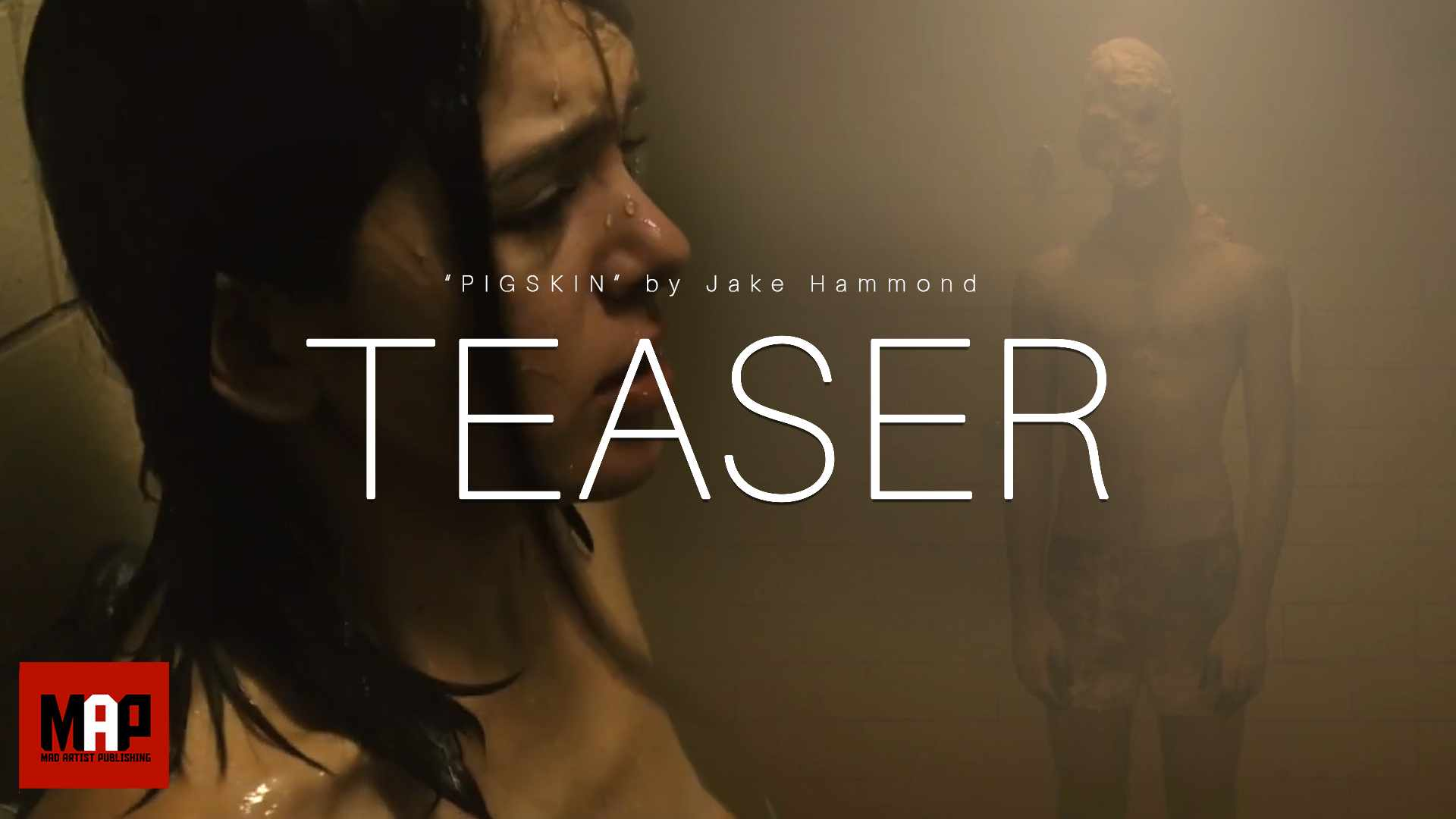 TEASER Trailer | Horror Short Film ** PIGSKIN ** Uncensored Thriller by Jake Hammond & N Newton