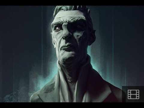 ZBrush Sculpting Tutorial - Sculpting a Dishonored Character in ZBrush
