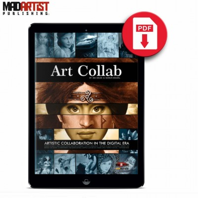 eBook - Art Collab: Artistic Collaboration in the Digital Era