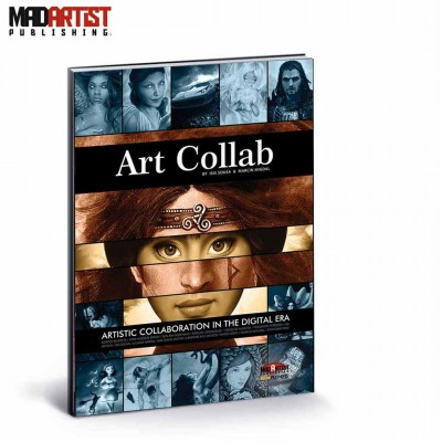 Book - Art Collab: Artistic Collaboration in the Digital Era