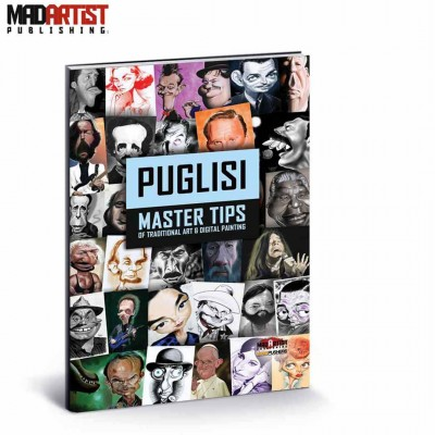 Book - Puglisi: Master Tips of Traditional Art & Digital Painting