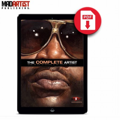 ebook - The Complete Artist: How to Succeed in the Creative Industry by Jason Seiler