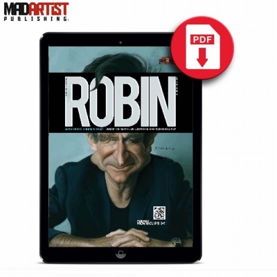 eBook - ROBIN: Fan & Art Tribute to Robin Williams
