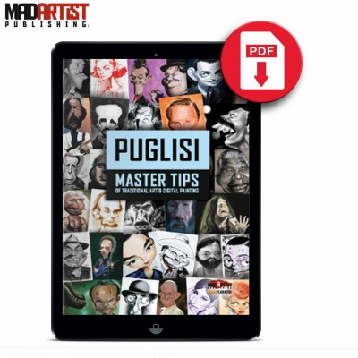 eBook - Puglisi: Master Tips of Traditional Art & Digital Painting