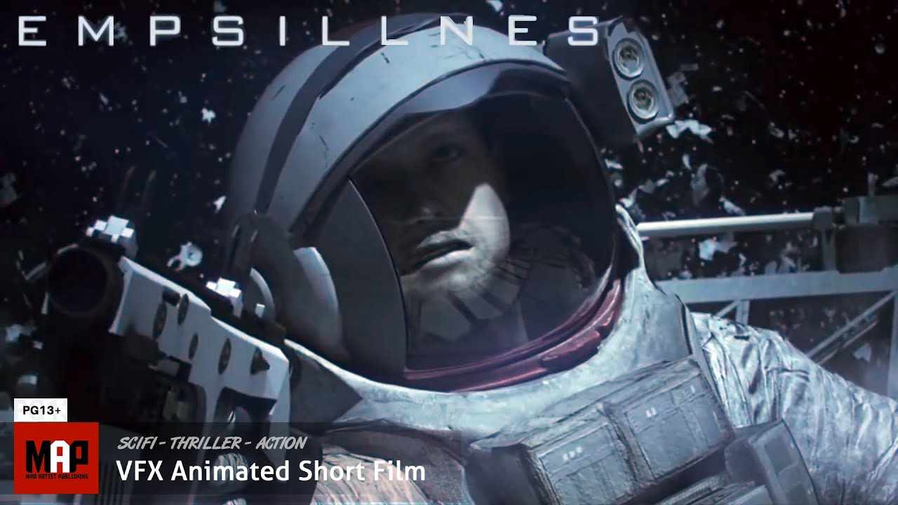 Award Winning Sci-Fi CGI Animated Film ** EMPSILLNES ** Short 3D Space Thriller by Jakub Grygier