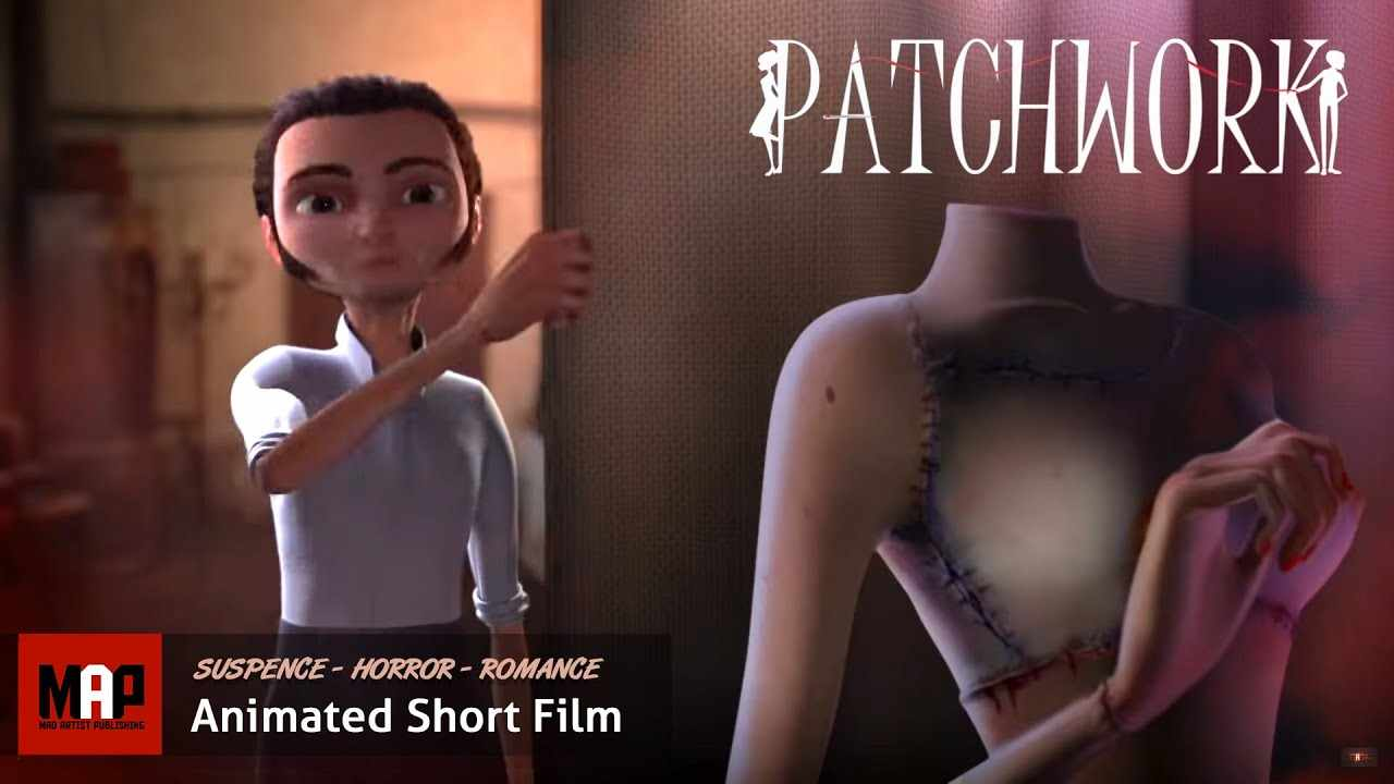 CGI 3D Animated Short Film ** PATCHWORK ** DARK & CREEPY Scary Animation by IsArt Digital