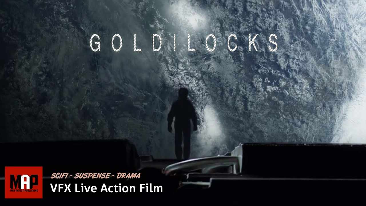 SciFi VFX Dramatic Film ** GOLDILOCKS ** Beautiful Film by Samuel Faict