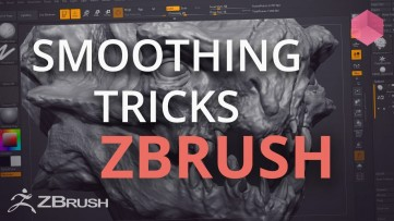 ZBrush Tutorial - Sculpting a Game of Thrones White Walker in ZBrush