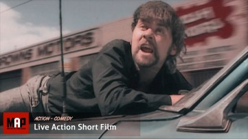 Action Comedy ** PEACE AND QUIET ** Award Winning Short Film by Dave Redman &  RedFootFilms