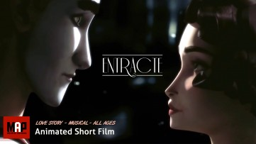 Love Story Musical CGI 3d Animated Short Film ** ENTRACTE ** Animation by ESMA