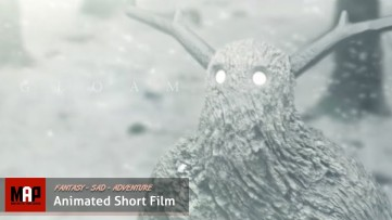 CGI 3D Animated Short Film ** GLOAM ** Fantasy Poetic Cgi movie for Kids by D.Elwell & G.Hughes