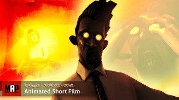 CGI 3d Animated Short Film ** RED ** Suspence Thriller by Alexander Charleux & Supinfocom Team