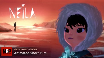 Cute Adventure CGI 3D Animated Short ** NEILA ** Film by IsArt Digital