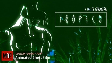Dark Thriller CGI Animated Short ** TROPICO - EP 1 ** Terror Film by Marco Pavone