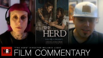 Director Commentary of THE HERD Horror Short Film. Behind The Scenes w Melanie Light & Marcin Migdal