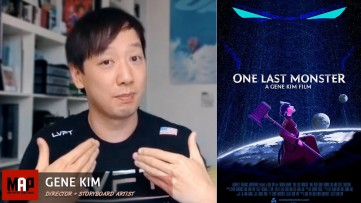 Former Pixar & Disney Artist Directs Award Winning Animated Film - Gene Kim Interview