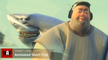 Funny CGI 3d Animated Short Film ** BIG CATCH ** Hilarious CGI Animation Kids Cartoon by Moles Merlo