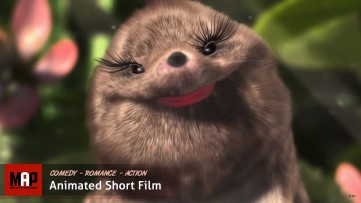 Funny CGI 3d Animated Short Film ** OUR WONDERFUL NATURE ** Hilarious Video for kids by Tomer Eshed