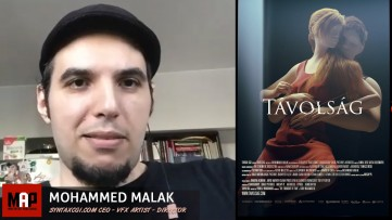 Making VFX Films & Living in a Simulation - Mohammed Malak Interview -  TAVOLSAG Short Film Director