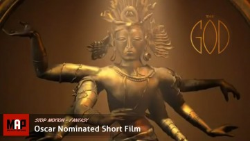 OSCAR Nominated Stop Motion Short Film ** THE GOD & THE FLY ** by Konstantin Bronzit